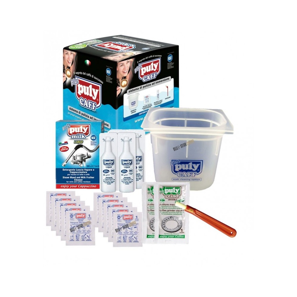 PULY CAFF PROFESSIONAL SOAK CLEANING SYSTEM